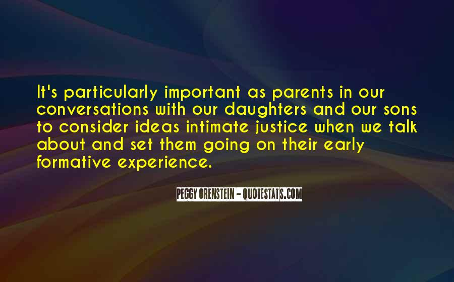 Quotes About Parents And Daughters #813840