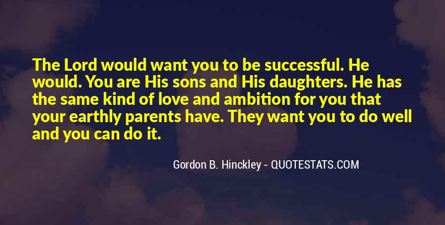 Quotes About Parents And Daughters #835010