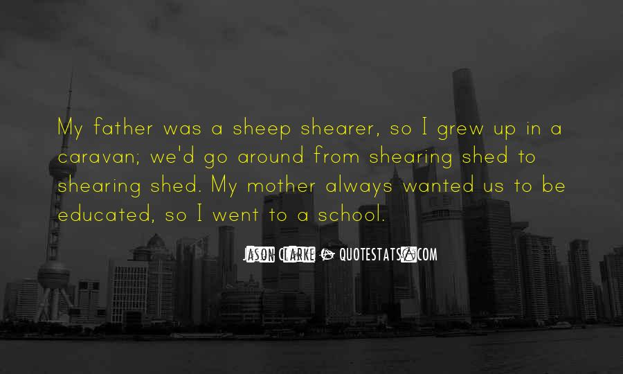 Quotes About Sheep Shearing #1732708