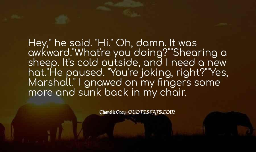 Quotes About Sheep Shearing #674385