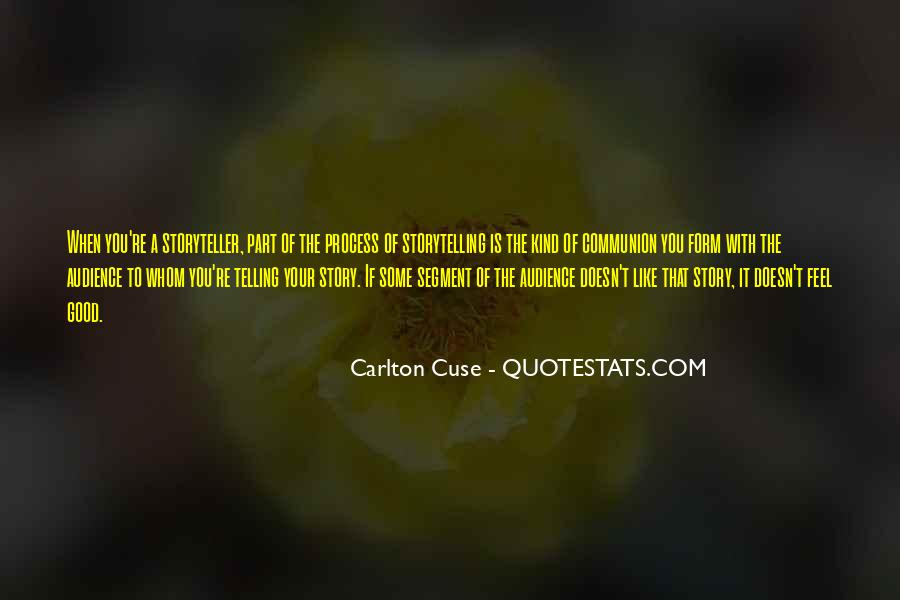 Quotes About Not Telling How You Feel #166581