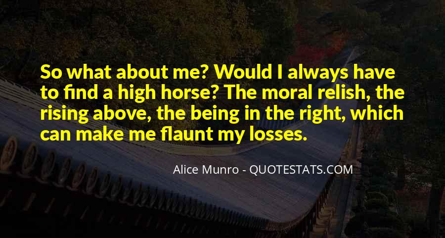 Quotes About Being High Above #1406659
