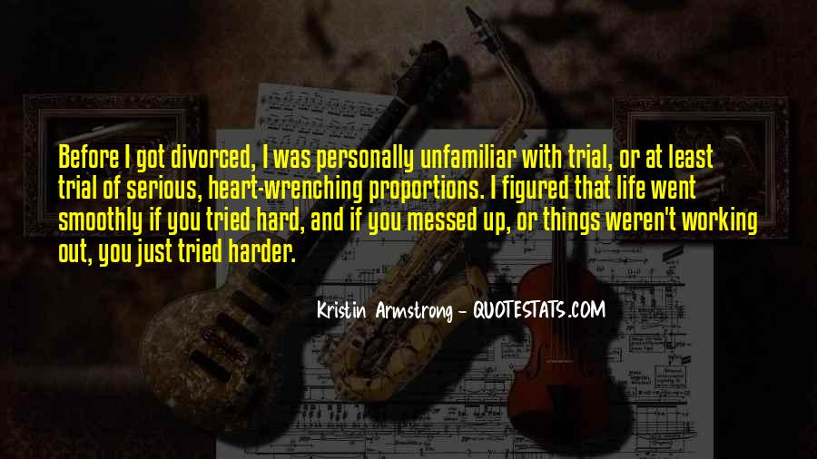 Quotes About Messed Life #544705