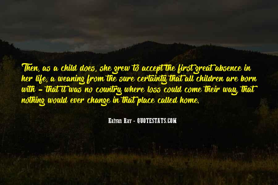 Quotes About Life In The Country #413958