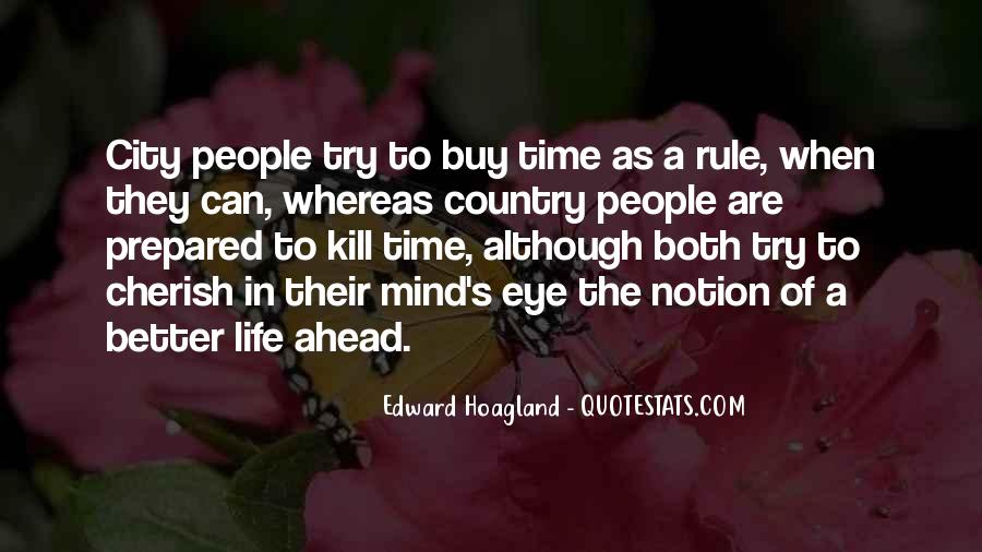 Quotes About Life In The Country #472329