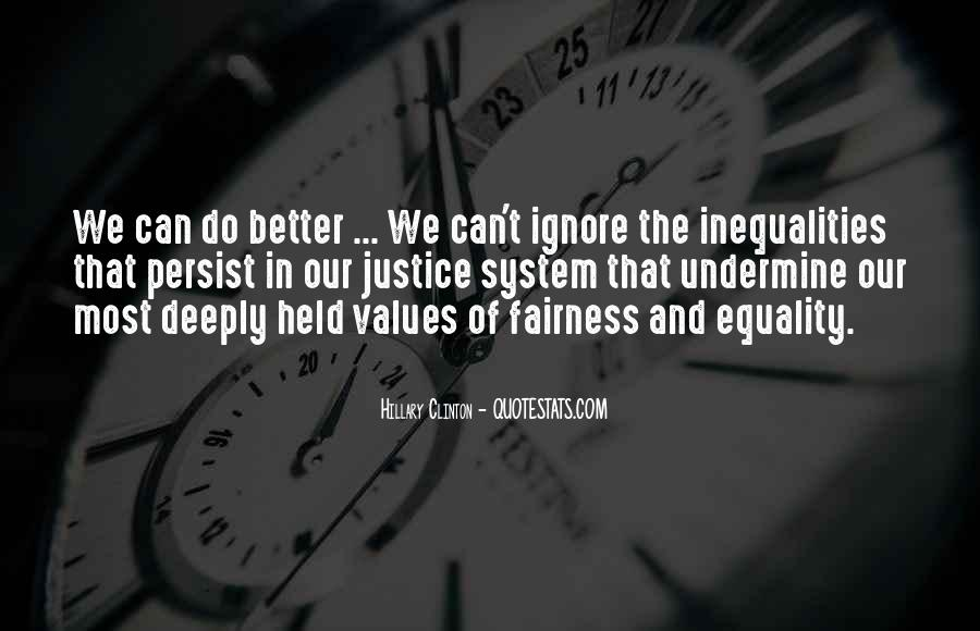 Quotes About Equality And Justice #1087436