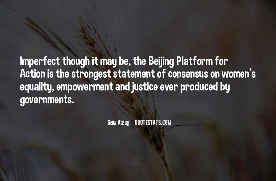 Quotes About Equality And Justice #1176700