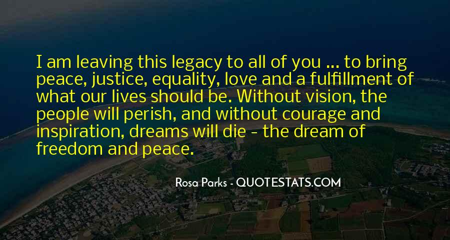 Quotes About Equality And Justice #125071
