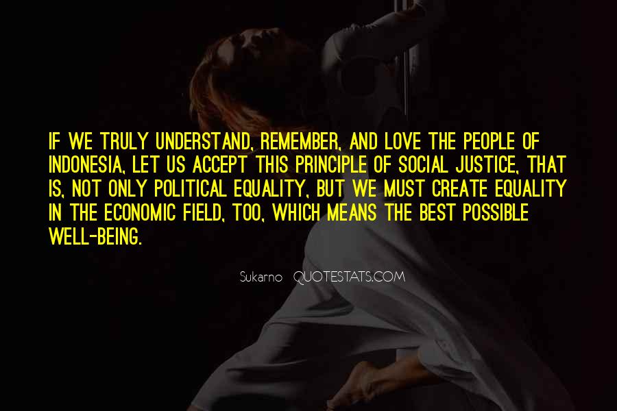 Quotes About Equality And Justice #1364047