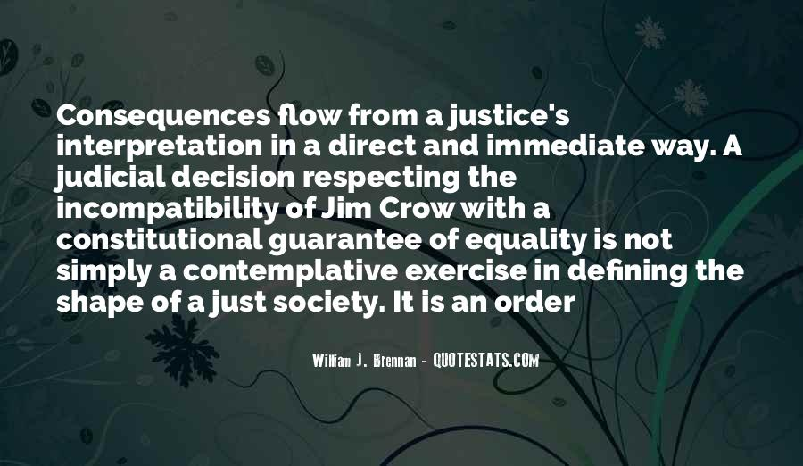Quotes About Equality And Justice #1374018