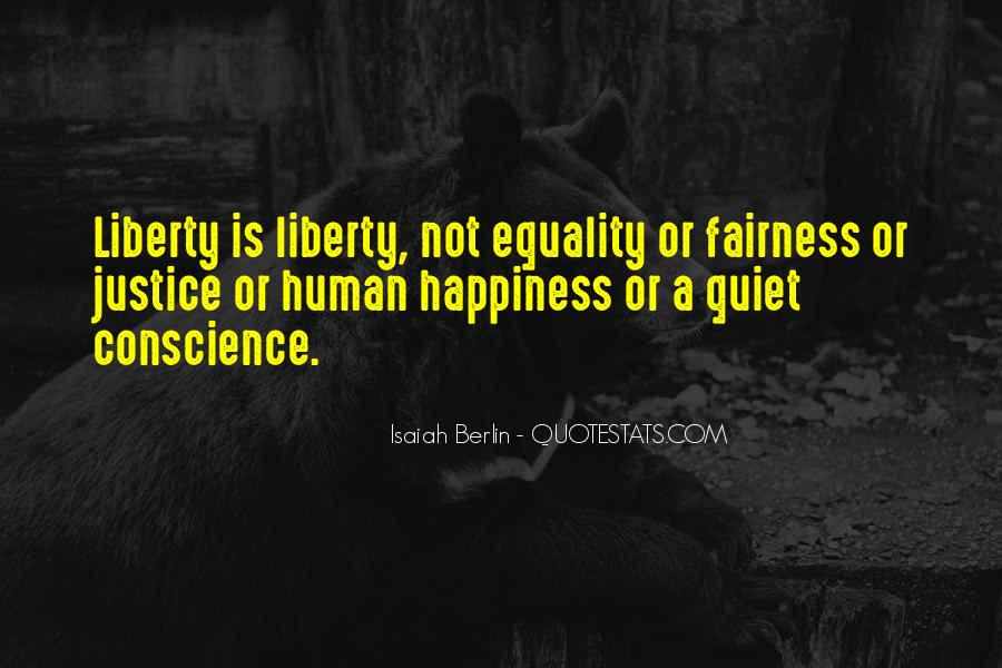 Quotes About Equality And Justice #207651