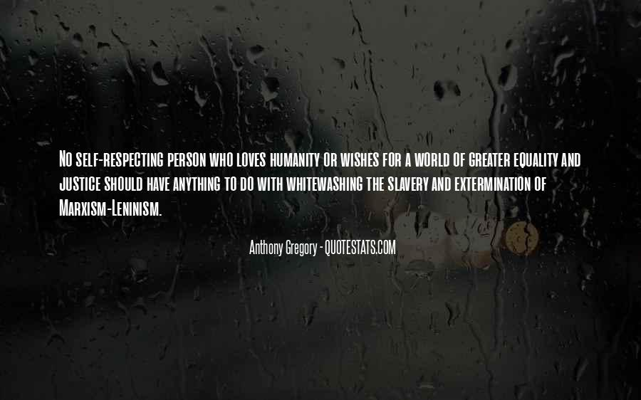 Quotes About Equality And Justice #211662