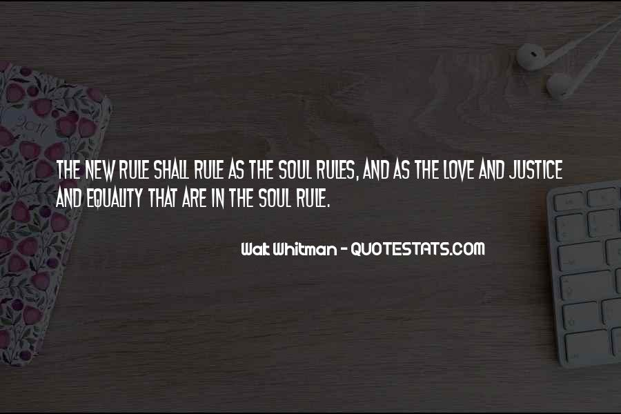 Quotes About Equality And Justice #222350