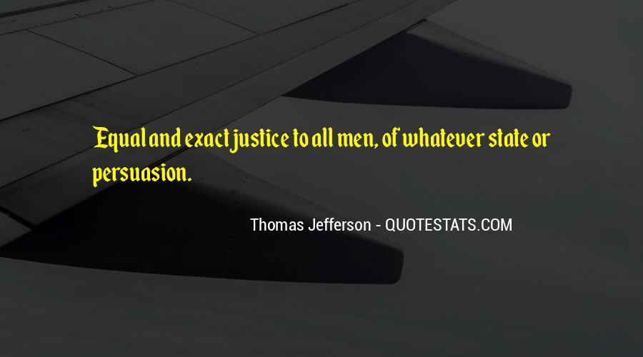 Quotes About Equality And Justice #363833
