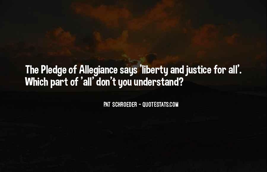 Quotes About Equality And Justice #559662