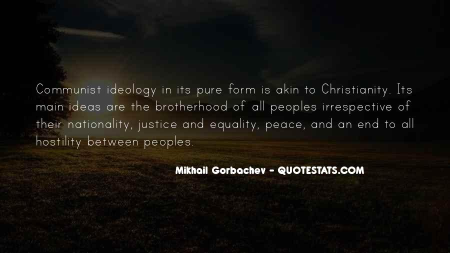 Quotes About Equality And Justice #614396
