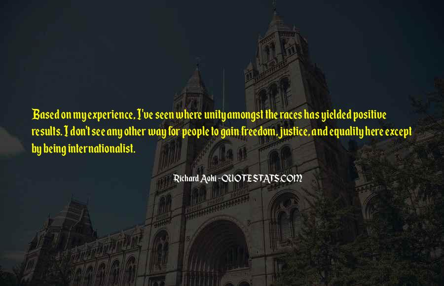 Quotes About Equality And Justice #690589