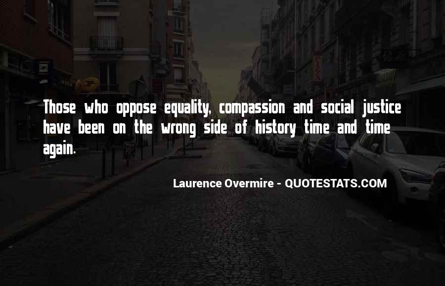 Quotes About Equality And Justice #838682