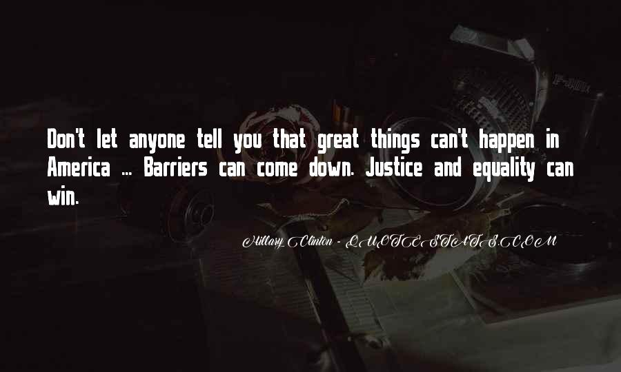 Quotes About Equality And Justice #888780