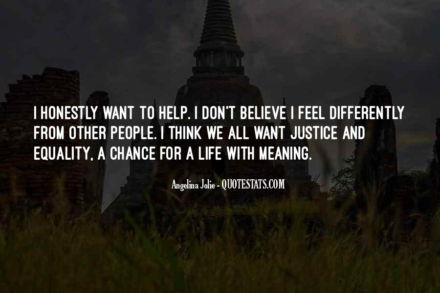 Quotes About Equality And Justice #979900