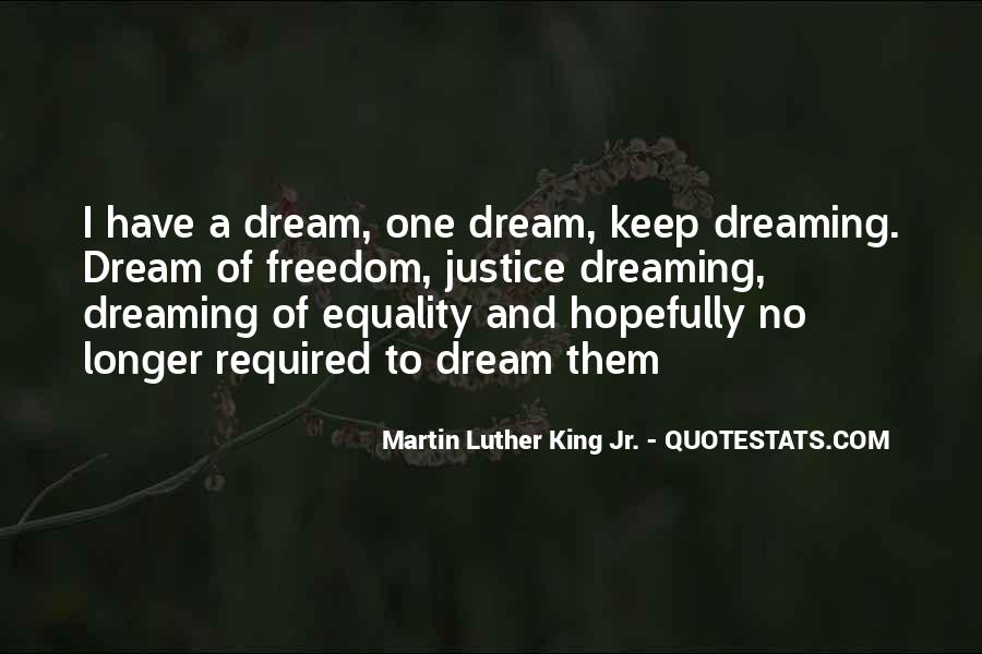 Quotes About Equality And Justice #99026