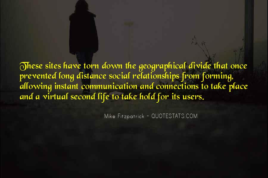Quotes About Life Sites #794614