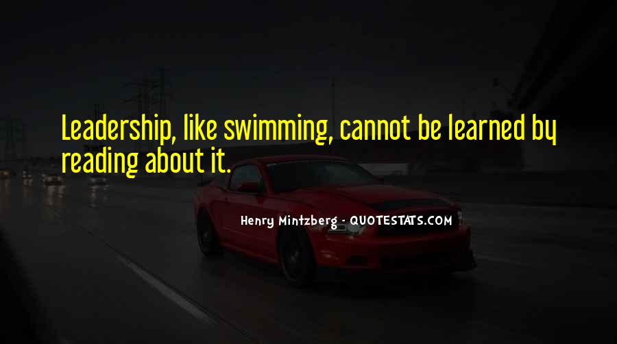 Quotes About Reading And Leadership #1019268