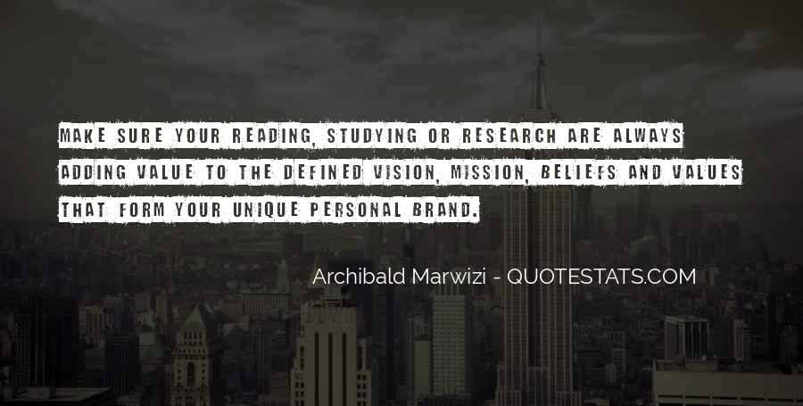 Quotes About Reading And Leadership #433931