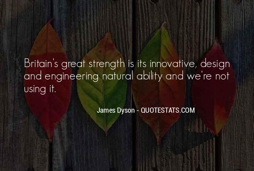 Quotes About Natural Ability #1297499