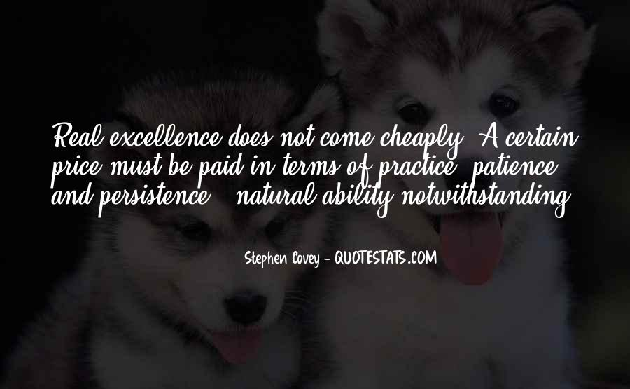 Quotes About Natural Ability #1437737