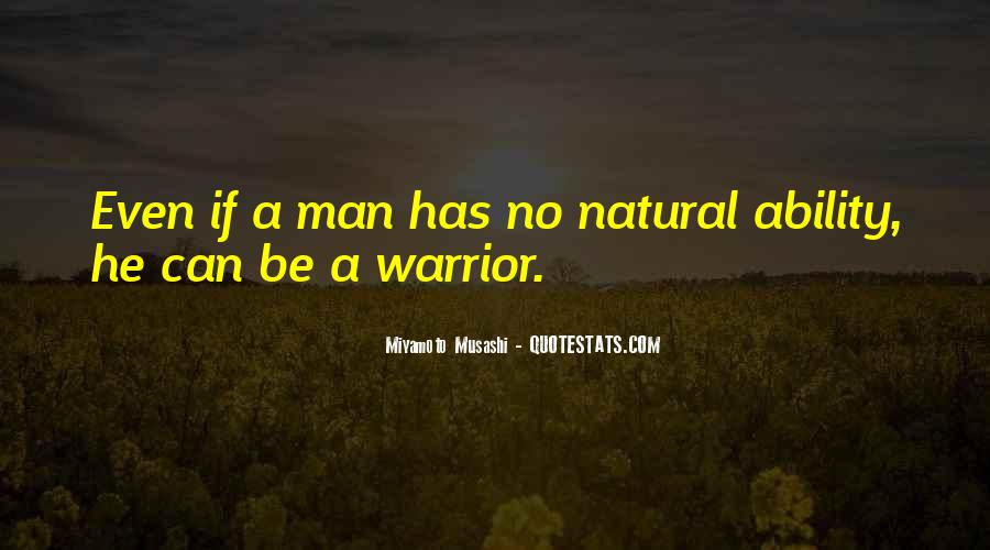 Quotes About Natural Ability #1454272