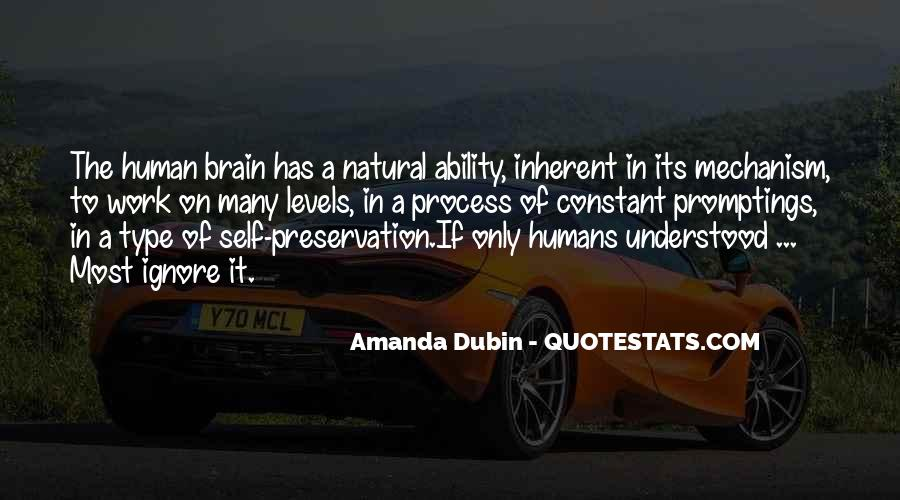 Quotes About Natural Ability #167933