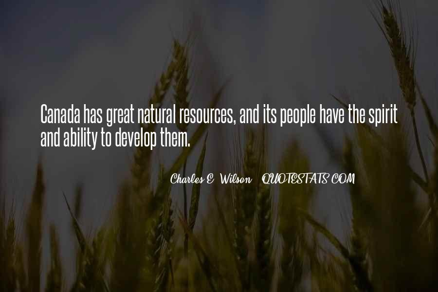 Quotes About Natural Ability #480939