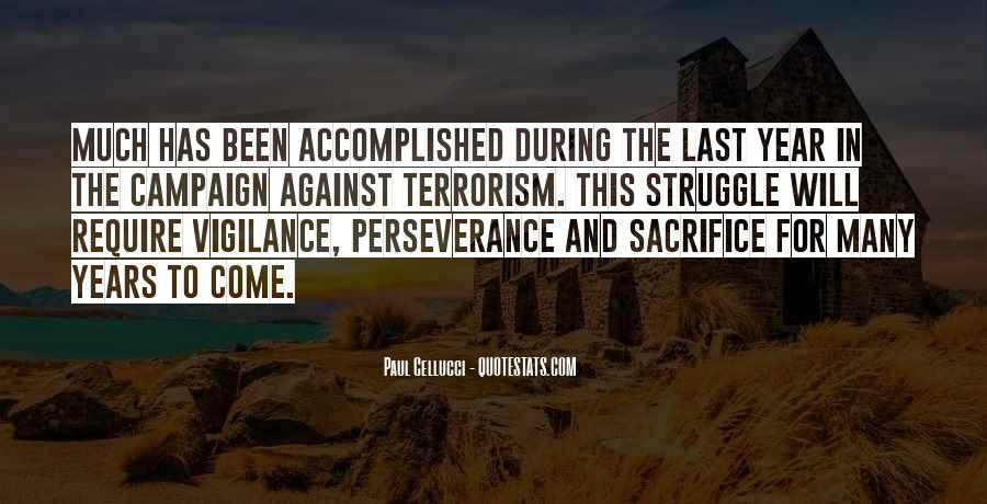 Quotes About Terrorism #10476