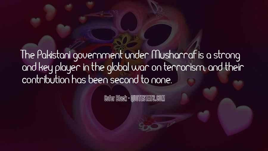 Quotes About Terrorism #113582