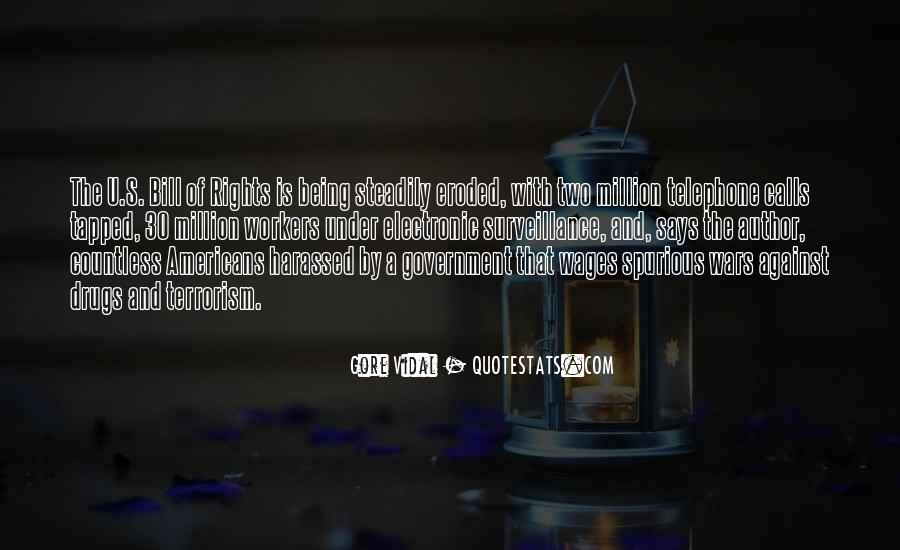 Quotes About Terrorism #115822