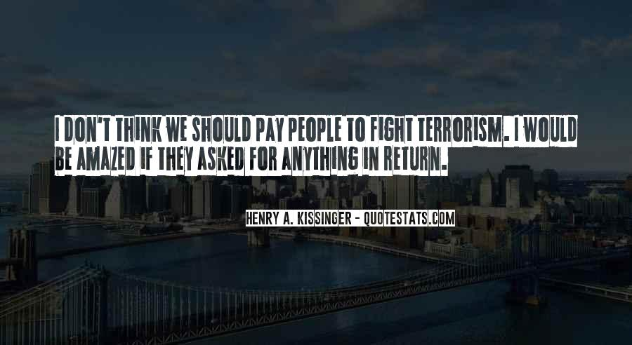 Quotes About Terrorism #120510