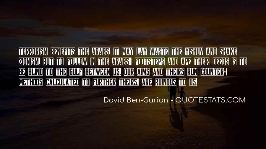 Quotes About Terrorism #121398