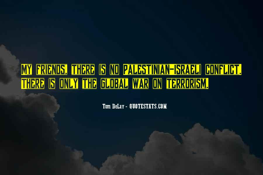 Quotes About Terrorism #130545