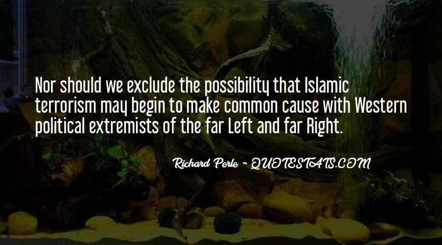 Quotes About Terrorism #14628