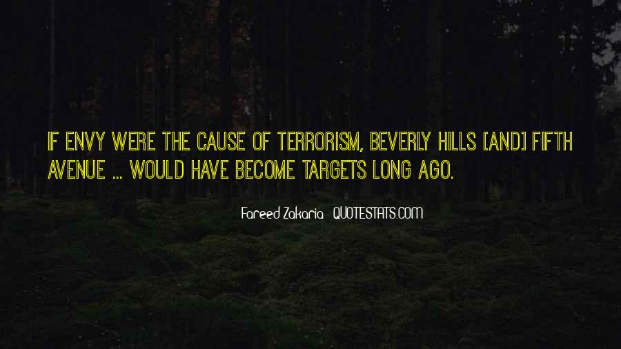 Quotes About Terrorism #24687