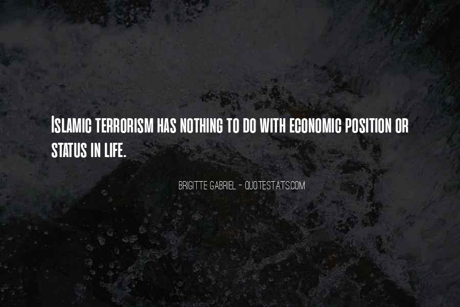 Quotes About Terrorism #37878