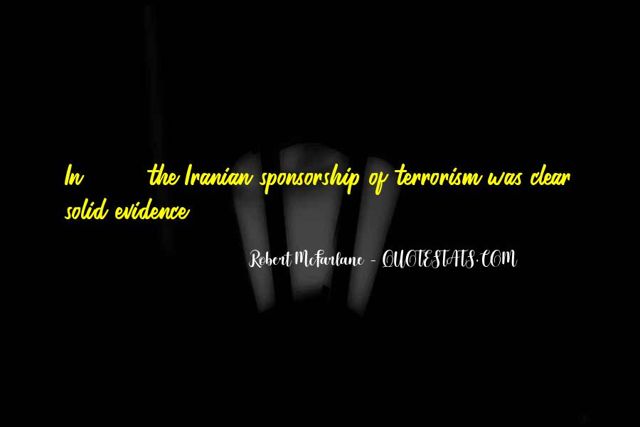 Quotes About Terrorism #39357