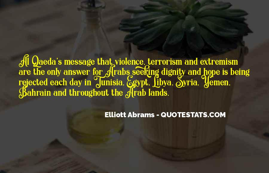 Quotes About Terrorism #44243