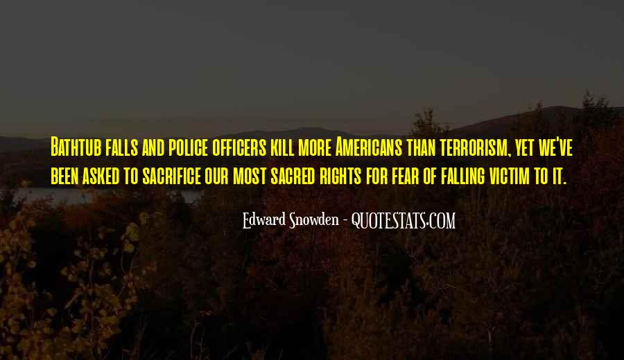 Quotes About Terrorism #51025
