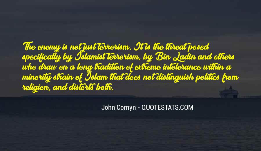 Quotes About Terrorism #57347