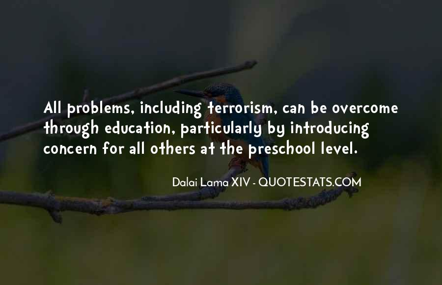 Quotes About Terrorism #65636