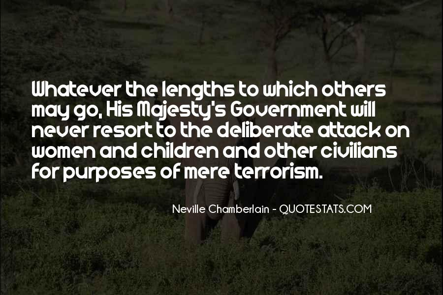 Quotes About Terrorism #71222