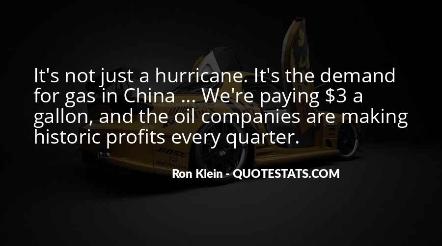 Quotes About Oil Companies #1319818