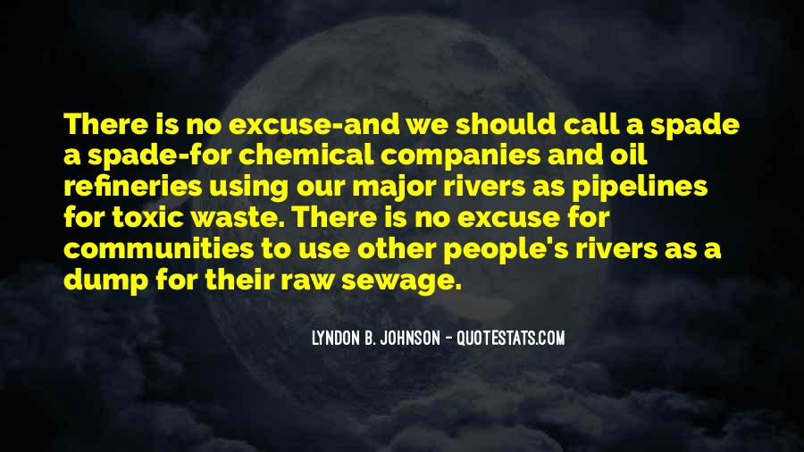 Quotes About Oil Companies #1628079